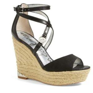 Sam Edelman Shoes - Turner Espadrille Wedge Sandle